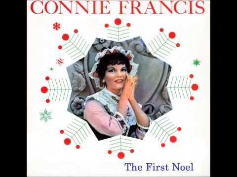Connie Francis   The First Noel