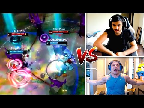 Yassuo vs Tyler1 - Boxing Match Accepted | THIS is Predator Karthus | Box Box | LoL Funny Moments