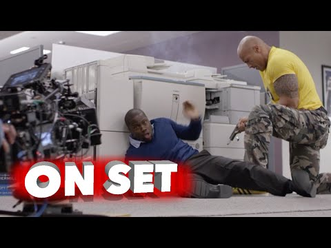 Thumbnail: Central Intelligence: Exclusive Behind the Scenes Featurette - Dwayne Johnson