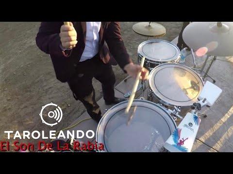Tarolero De Banda La Bajadora De Los Angeles - Jesus Alfonso Canal - Mix De Sones (Zapateados)