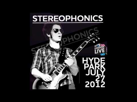 Stereophonics - BT London Live: Olympic Opening Ceremony, Hyde Park 2012