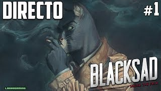 Vídeo Blacksad: Under the Skin