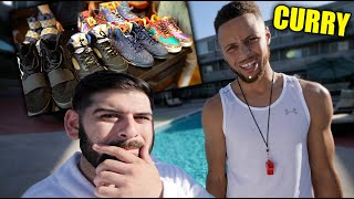 SNEAKER COLLECTION VIDEOS I COULD NOT UPLOAD!! *CURRY + MORE NBA PLAYERS*