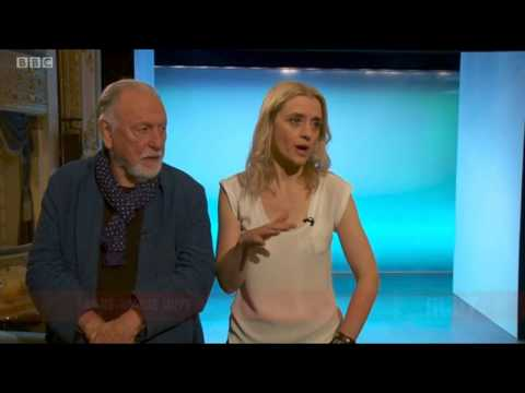 The Andrew Marr : AnneMarie Duff and Kenneth Cranham
