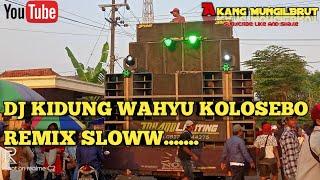 Gambar cover DJ KIDUNG WAHYU KOLOSEBO SELOW REMIX