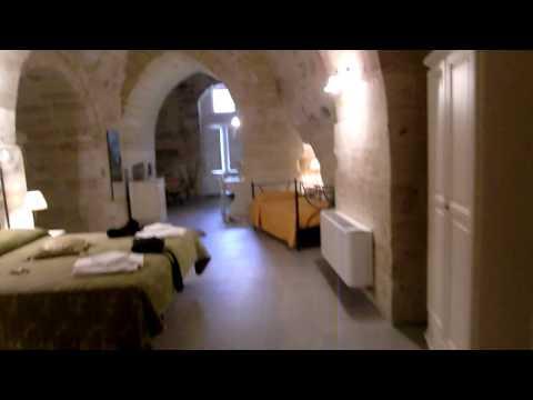 La suite imperiale di Mel Gibson - Sassi di Matera 11/09/2010