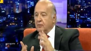 Hernando de Soto hablando de corrupción y el caso Chinchero
