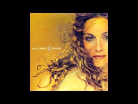Frozen - Madonna With Lyrics