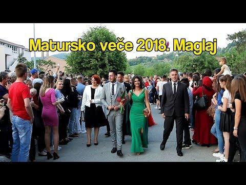 Matursko Veče 2018. Maglaj