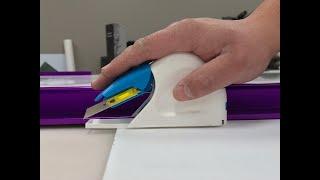 FoamWerks Straight Cutter f๐r Foam Core Boards