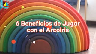 6 beneficios Arcoiris Grimms