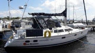 [UNAVAILABLE] Used 1997 Hunter 42 Passage in Stuart, Florida