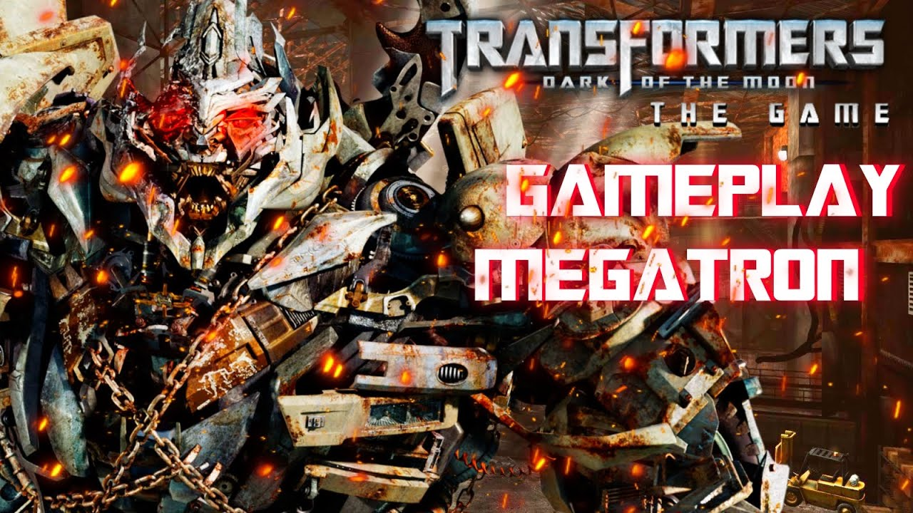 Transformers dark of the moon multiplayer megatron - YouTube