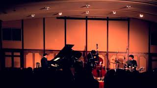 "CLAUDIO VIGNALI PIANO - ""Happy People""K.garrett  Live In Japan - JAZZ MUSIC"