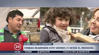 Fiestas Patrias: Fondas del Parque Padre Hurtado reabrirán sus puertas