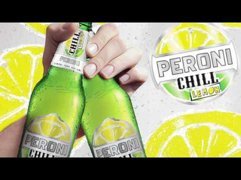 """Spot Peroni Chil Lemon  - """"L'onda di birra e limone"""" - Radio 30sec."""