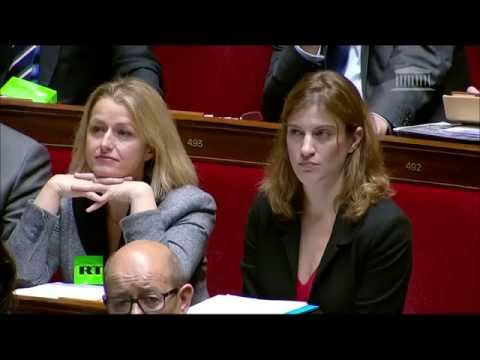 Discours de politique générale de Bernard Cazeneuve à l'Assemblée nationale (Direct du 13.12)