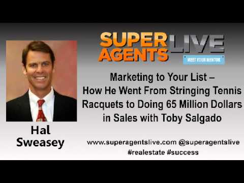Marketing to Your List   How He Went From Stringing Tennis Racquets to Doing 65 Million Dollars in S