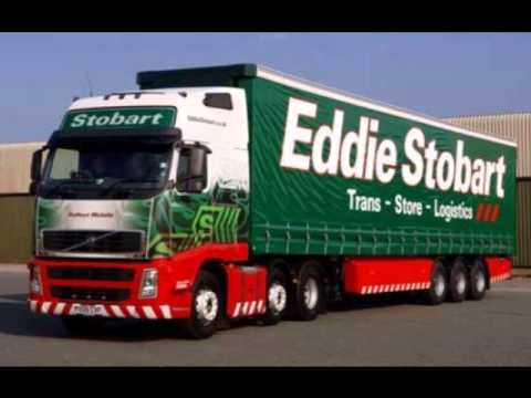12 days of christmas eddie stobart project
