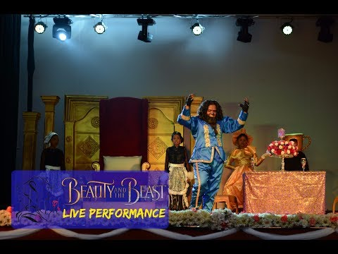 AN ENCHANTING CHRISTMAS WITH BEAUTY AND THE BEAST | WISE INTERNATIONAL SCHOOL - SRI LANKA