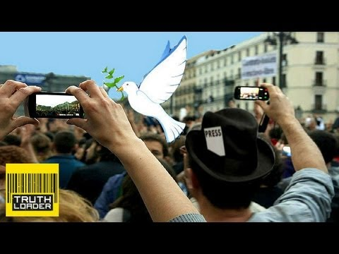 Can citizen journalism change the world? - Amnesty, Witness, Storyful and CJs: Truthloader LIVE