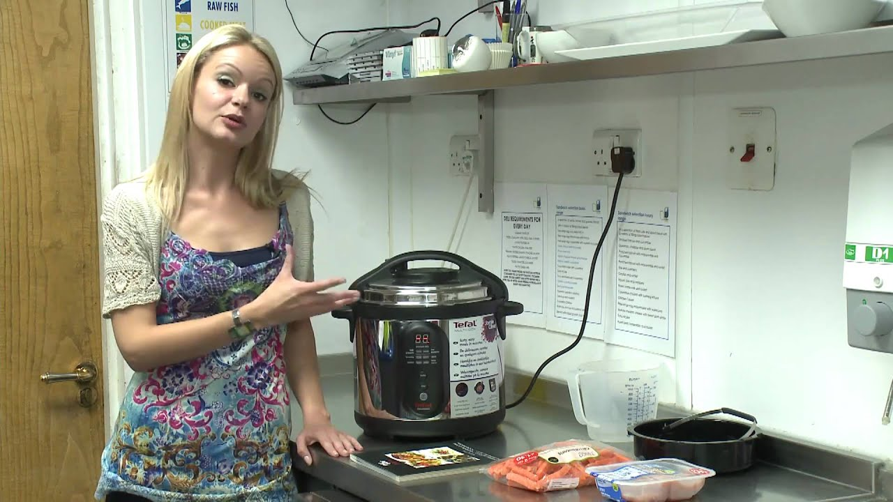 tefal jamie oliver multi cook which first look review youtube. Black Bedroom Furniture Sets. Home Design Ideas