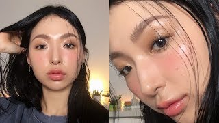 무펄 글로우 메이크업 | Dewy Glow Without Glitter Make-up Mp3