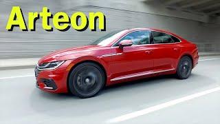 VW Arteon Review  //  Great car but $$