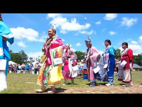 Visual Ethnography of a PowWow with Beaver