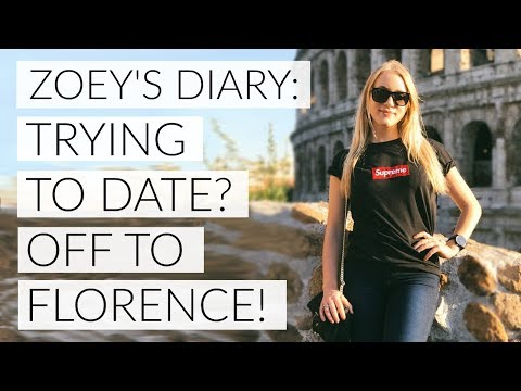 ZOEY'S DIARY 21: TRYING TO DATE? & FLORENCE!