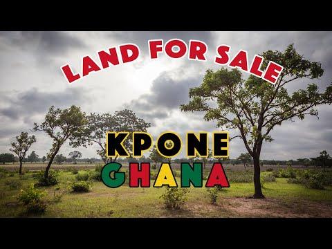 LAND for SALE in Greater Accra Region   BUY Land in GHANA