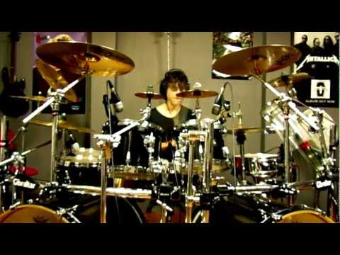 Van Halen - She's the Woman - Drum Cover by Josh Gallagher