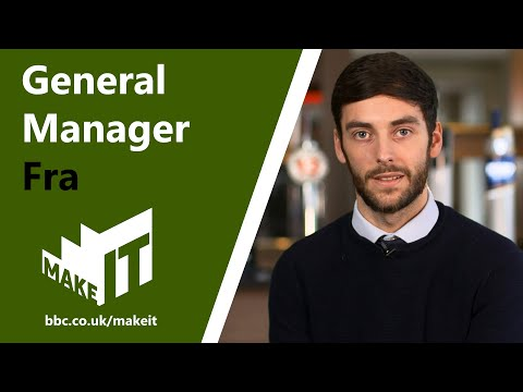 Hospitality Jobs - General Manager
