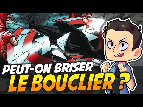PEUT-ON BRISER LE BOUCLIER DE CAPTAIN AMERICA ?!