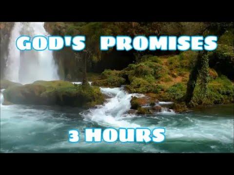 GOD'S PROMISES // FAITH //STRENGTH IN JESUS // 3 HOUR LOOP