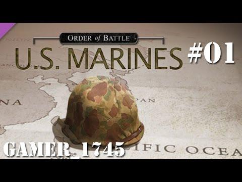 Order of Battle: World War II U.S. Marines  01
