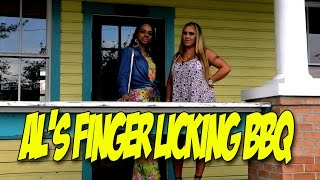 Als Finger Licking Bbq Ybor City With Mariah Milano