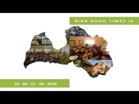 Riga Good Times IX trailer
