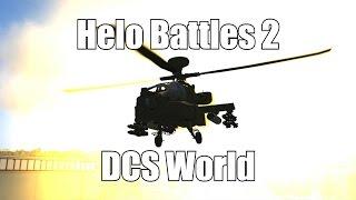 DCS World Helo Battles 2 AH-64D Apache Longbow vs Mil Mi-28 Havoc