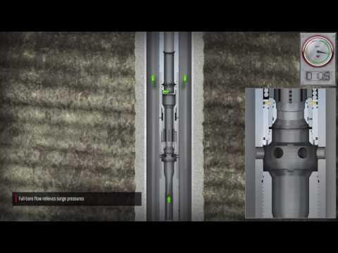 SurgeMaster II Multi-opening Diverter Tool