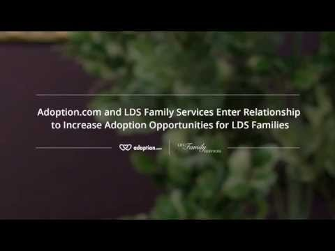 New Adoption.com and LDS Family Services Relationship