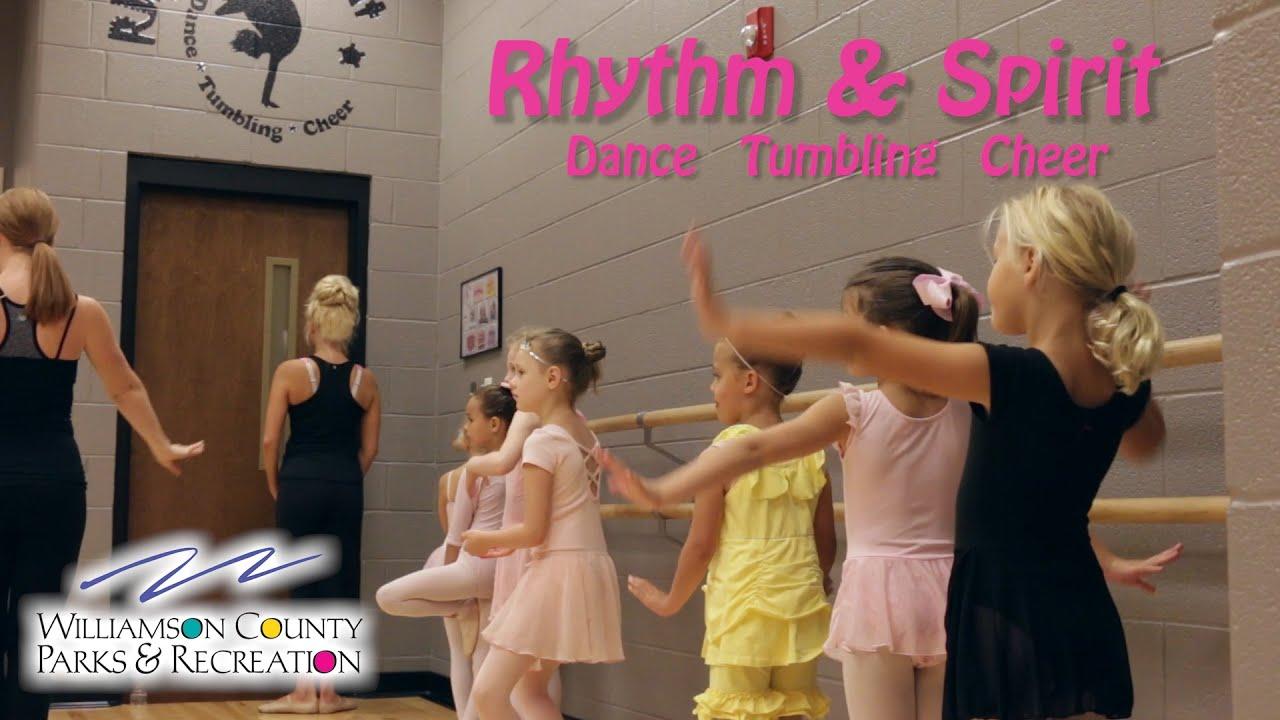 Rhythm & Spirit | Williamson County Parks and Recreation