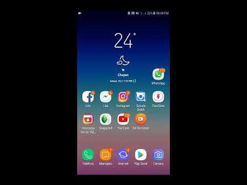 ROM NOTE 8 (7 1 1) para Samsung J5 2015 / LA MEJOR ROM NOUGAT