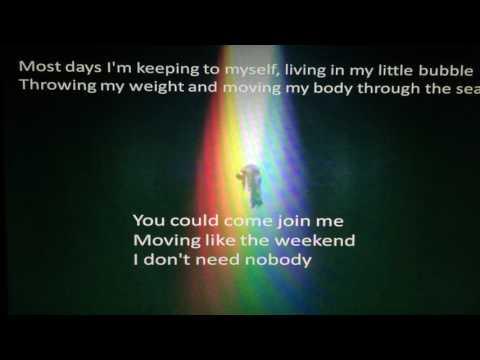 Dancing in the dark-Imagine Dragons (lyrics)