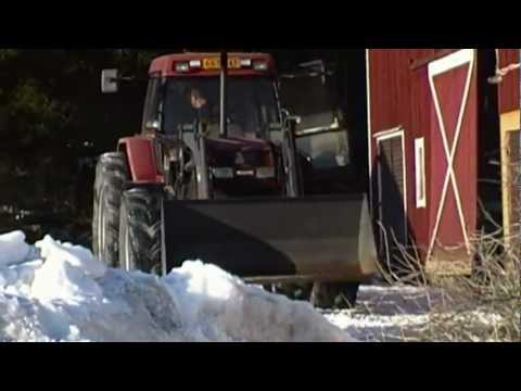 Case IH 5140 Maxxum -Straight Pipe SOUND -