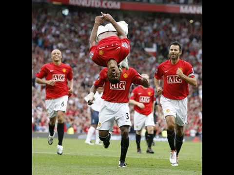 Glory , Glory ! Manchester United  GGMU
