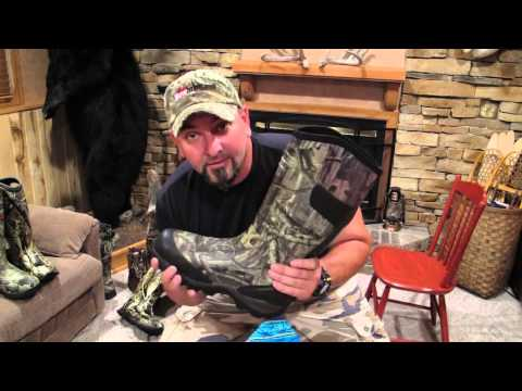 Testing The Waterproof Qualities Of Hunting Boots