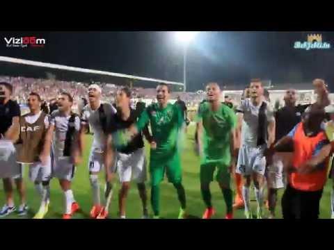 Club Sportif Sfaxien vs Esperence Sportive de Tunis CL 2013/2014