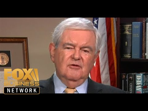 Gingrich: Trump was right, 'deep state' attempted coup