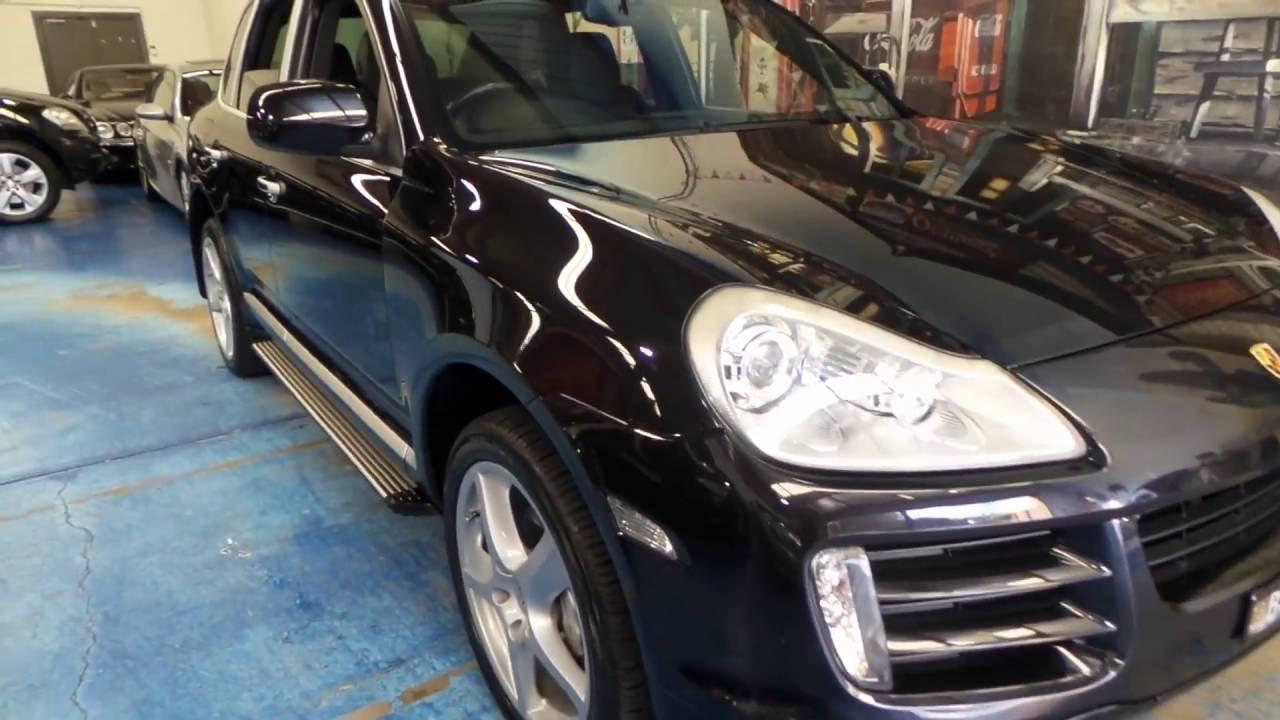 Porsche Cayenne S 48 Upgrade 2007 Blackblack